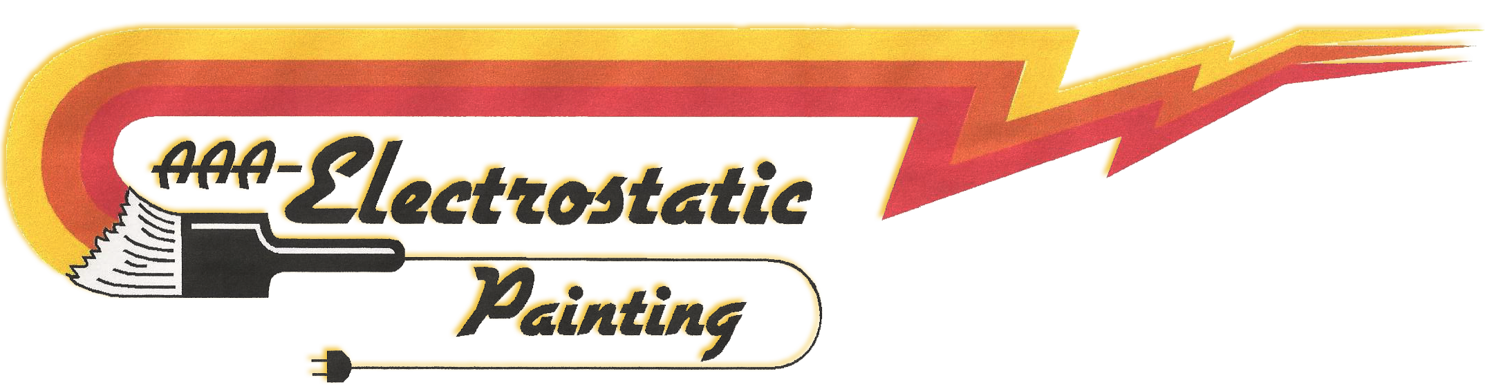 Electrostatic Painting and Bathtub Refinishing in Omaha and surrounding  areas  AAA Electrostatic Painting logo. Home   Lincoln Electrostatic Painting and Bathtub Refinishing