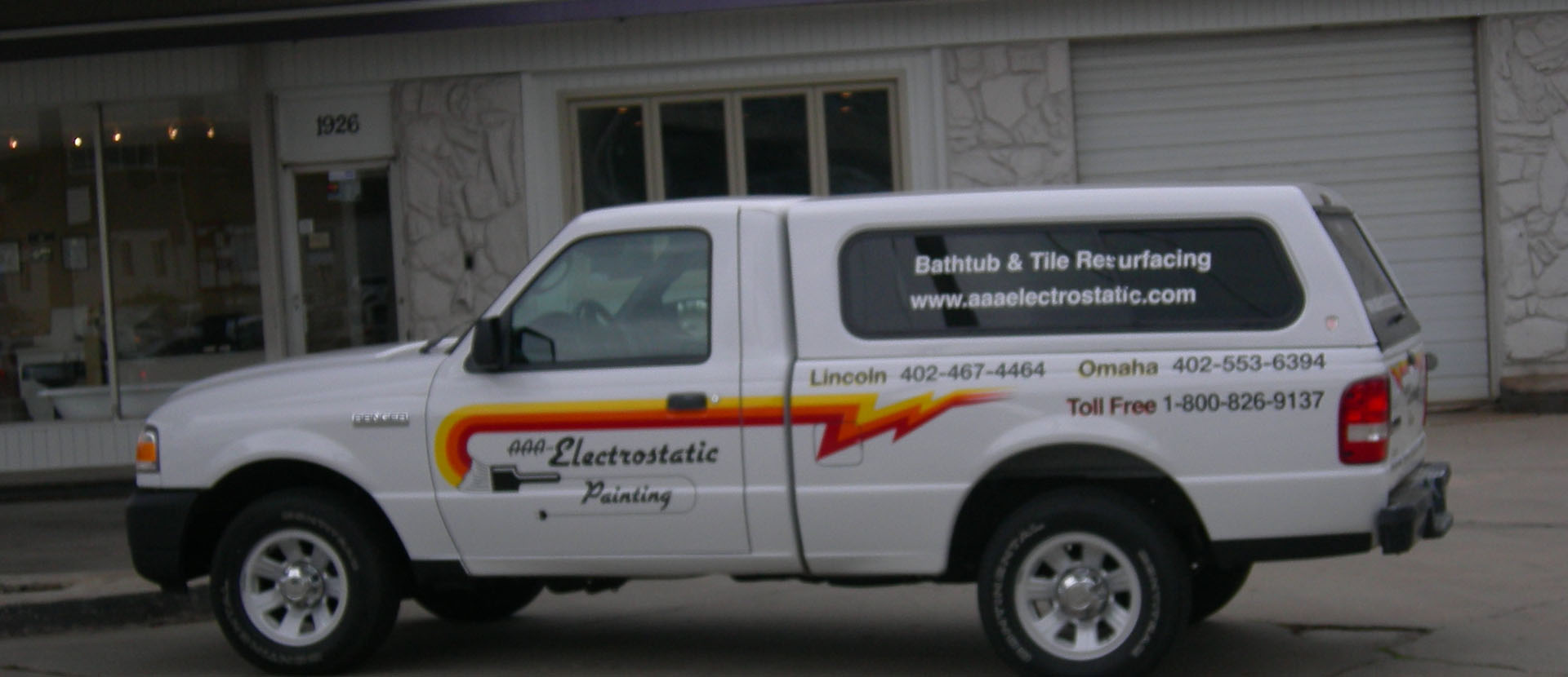 Home | Lincoln Electrostatic Painting And Bathtub Refinishing